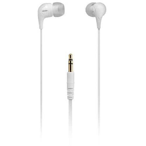 Denon AH-C360 In-Ear Stereo Headphones (Silver) AH-C360S B&H