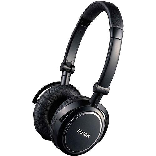 Denon AH-NC732 Active Noise-Cancelling Stereo AH-NC732K B&H