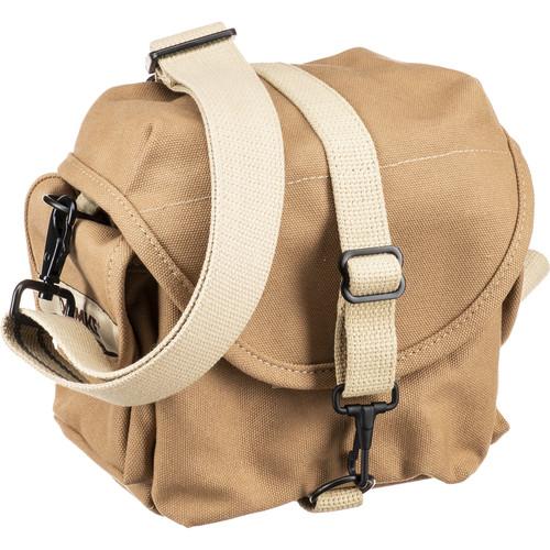 Domke F 8 Small Canvas Shoulder Bag Sand