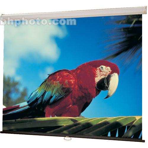 "Draper premier c 200101 133"" manual pulldown projector screen."