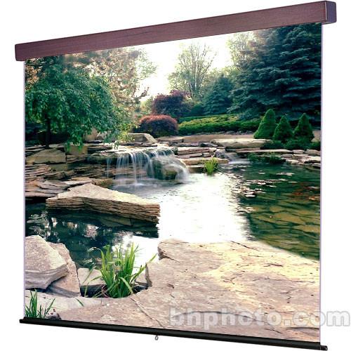 """Draper luma manual projection screen 96 x 96"""" 207006."""