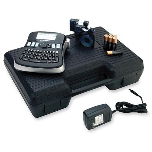 dymo labelmanager 210d all purpose label maker kit 1738976 b h. Black Bedroom Furniture Sets. Home Design Ideas