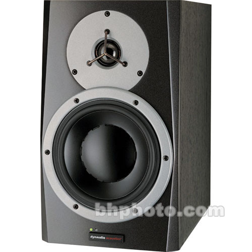 dynaudio acoustics bm5a 2 way active 6 5 995 001111 b h. Black Bedroom Furniture Sets. Home Design Ideas