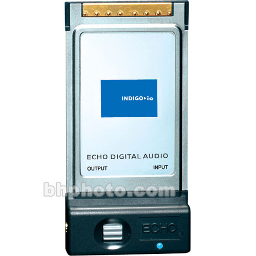 ECHO DIGITAL AUDIO INDIGO IO WINDOWS DRIVER DOWNLOAD