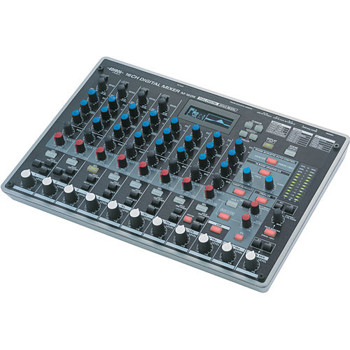 edirol roland m 16dx 16 channel digital audio mixer m 16dx. Black Bedroom Furniture Sets. Home Design Ideas