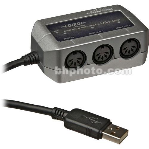 Edirol Usb Midi Interface Um-1x Drivers For Mac