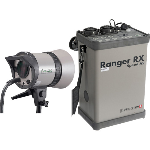 elinchrom ranger rx as kit with quot s quot el 10263kits