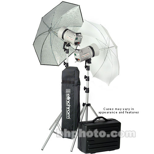 Elinchrom Frx 400 Studio Lighting Kit: Elinchrom Style 400BX Complete 2 Monolight Kit EL 400BXKIT B&H