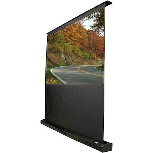 Elite screens fe72v kestrel motorized projection floor for Motorized floor up screen