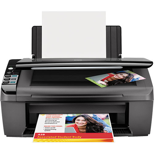 Epson Stylus Cx4400 All In One Printer Driver