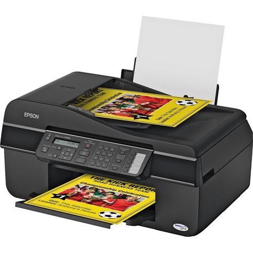 Epson Stylus NX300 Printer 64 Bit