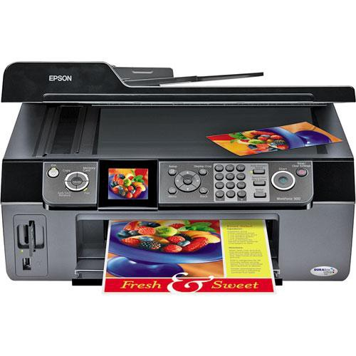 epson workforce 500 color all in one printer c11ca40201 b h rh bhphotovideo com Epson Printer All in One Epson CX9400Fax Parts List