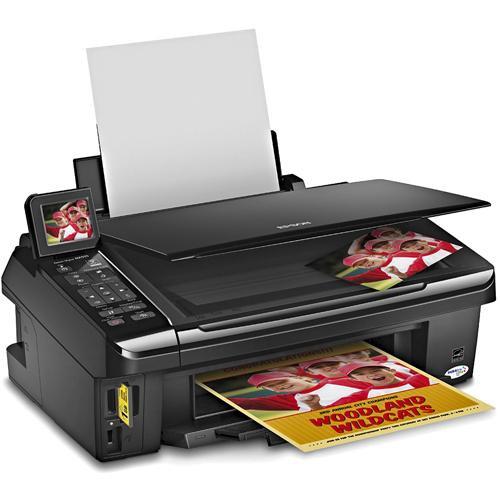 Epson Stylus NX515 Printer 64 BIT Driver