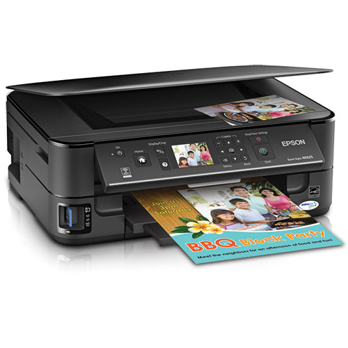epson stylus nx625 wireless all in one inkjet printer c11ca70271 rh bhphotovideo com Epson Stylus NX420 Epson Nx625 Ink
