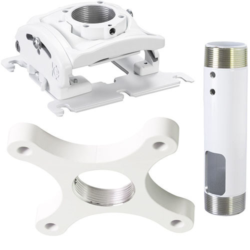 Epson Chf1000 Projector Ceiling Mount Kit White