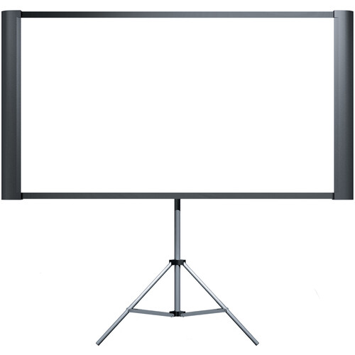 Epson Projector Screen : Epson duet ultra portable tripod projector screen elpsc b h