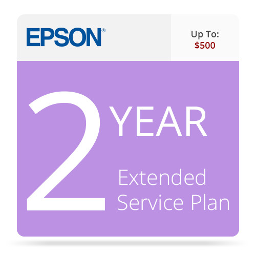 Epson 2-Year Replacement Extended Service Contract Eppsnpbsca2