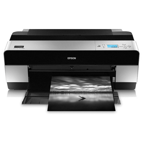 Epson Stylus Pro 3800 Portrait Edition Printer Drivers for Windows 7