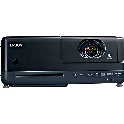 2018 New Home Projectors Theater Lcd 1080p Hd Multimedia: Epson MovieMate 50 LCD Home Theater Projector V11H259220 B&H