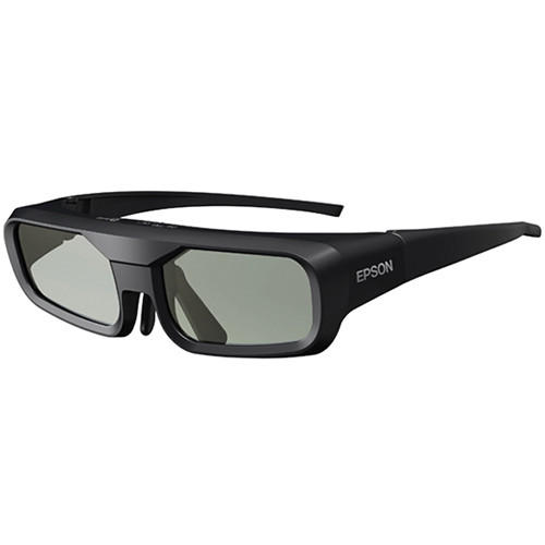 Epson 3D Glasses (RF) ELPGS03 (Black) V12H548006 B&H Photo