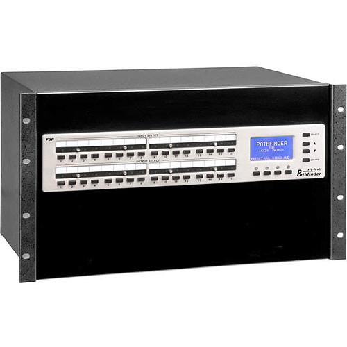 FSR PFD-16X16-RGBEQ Pathfinder 16x16 RGBHV PFD-16X16-RGBEQ B&H