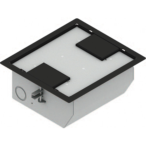 Fsr Rfl Qav Ddblk Raised Access Floor Box Black Rfl Qav