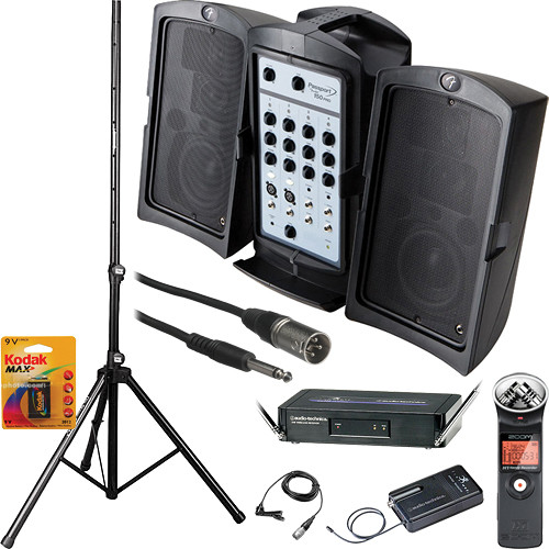 fender passport p150 portable pa wireless lavalier microphone rh bhphotovideo com Fender Passport Wiring Diagrams fender passport p150 specs