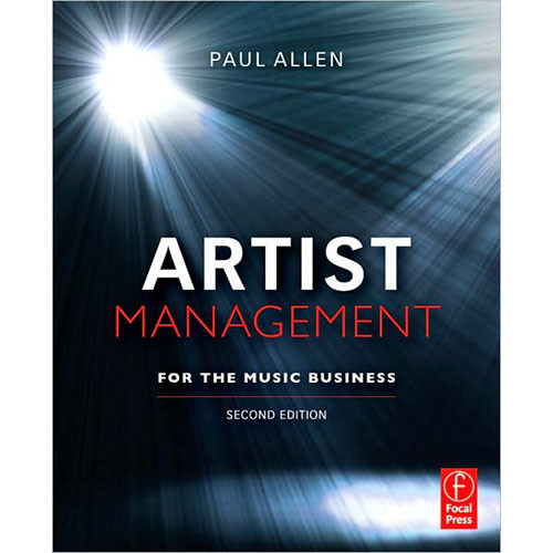 Understanding the music industry: artist managers and booking.