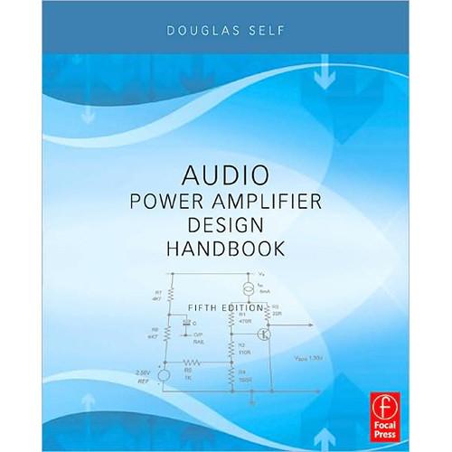 Focal Press Book Audio Power Amplifier Design 978 0 240 border=