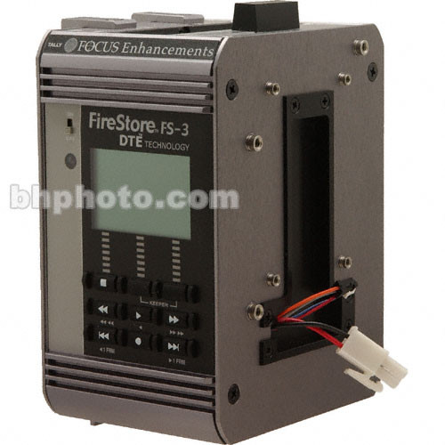 Focus Enhancements Fs 3 Firestore Dv To Disk Recorder Asyf069701