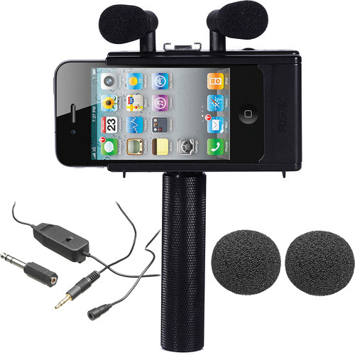 Fostex iPhone 4/4S & iPod touch 4G Interviewing Kit B&H