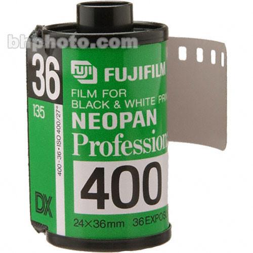 Fujifilm neopan 400 135 36 professional black white print film