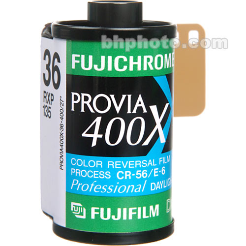 Fujifilm Fujichrome Provia 400x Rxp Iii 35mm Color 15651945