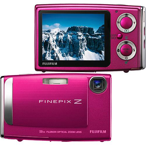 Driver for Fujifilm FinePix Z10FD Camera