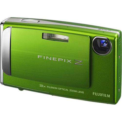fujifilm finepix z10fd digital camera wasabi green 15777402 rh bhphotovideo com  fujifilm finepix z10fd manual español