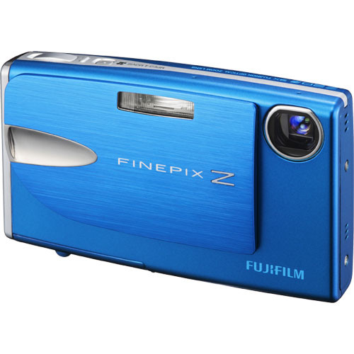 fujifilm finepix z20fd digital camera ice blue 15823263 b h rh bhphotovideo com