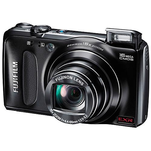 fujifilm finepix f500exr digital camera black 16112544 b h rh bhphotovideo com Fujifilm Warranty Card Fujifilm USB Cable