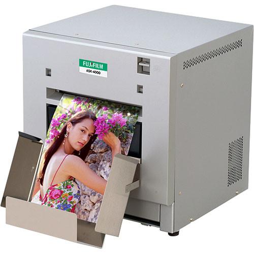 Fujifilm ask 2000 digital photo dye sublimation printer — 1