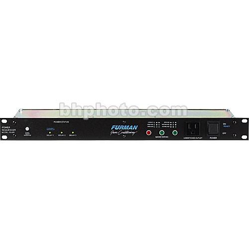 Furman Ps 8r : furman ps 8r 8 outlet power conditioner sequencer ps 8r ~ Hamham.info Haus und Dekorationen