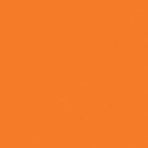 Gam Gca1543 Full Cto Orange Cine Filter 20 X 24 Sheet