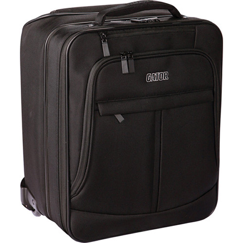 Gator Cases Laptop Projector Bag With Wheels Handle