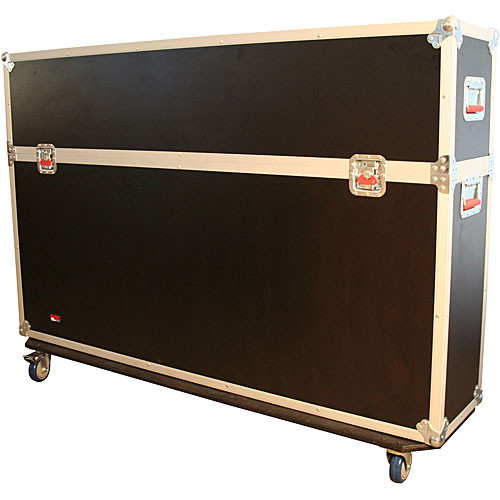 gator cases g tour lcdp 60 ata road case black g tourlcdp60. Black Bedroom Furniture Sets. Home Design Ideas