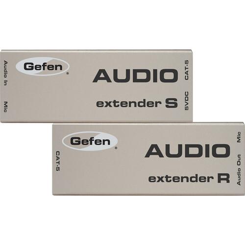 gefen aud 1000 analog audio extender sender ext aud 1000 b h