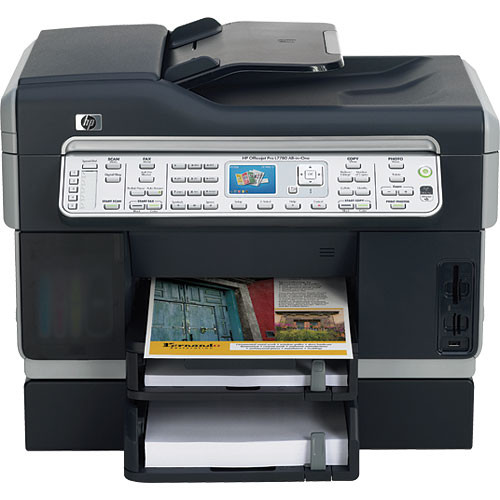 hp officejet pro l7780 all in one c8192a aba b h photo video rh bhphotovideo com hp officejet pro l7780 user manual HP Officejet Printer Manuals