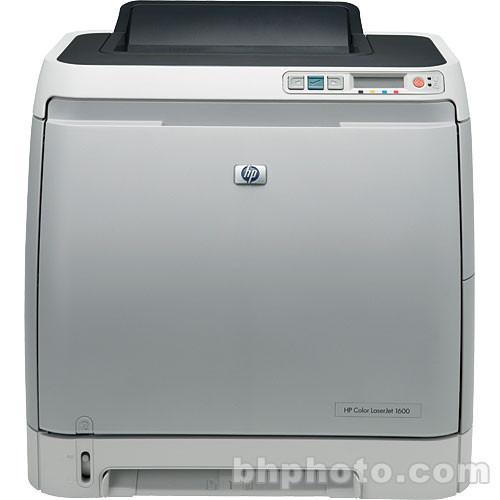 hp color laserjet 1600 printer usb 2 0 cb373a b h photo video. Black Bedroom Furniture Sets. Home Design Ideas