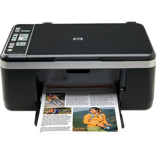 Hp Deskjet F  Series Free Download - Free downloads and ...