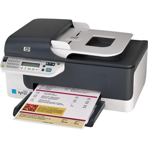 hp officejet j4680 all in one printer cb783a b h photo video rh bhphotovideo com hp j4580 manual hp j4580 manual