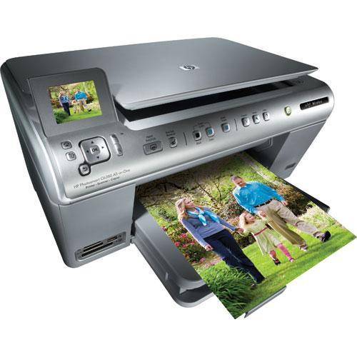 HP PHOTOMART C6380 TREIBER