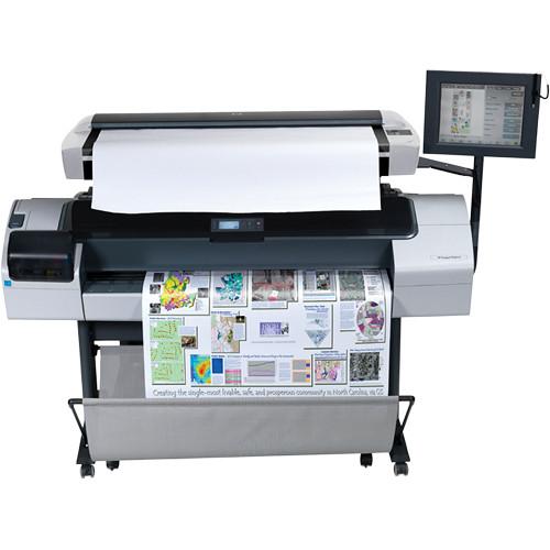 hp designjet t1200 hd 44 multifunction printer cq653ab1k rh bhphotovideo com hp designjet t1200 hd mfp user guide