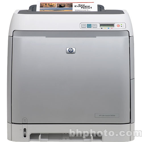 HP Color LaserJet dn Printer